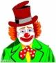 LOGO - Maciej Osiejewski Clown do wynajęcia