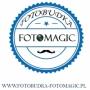 LOGO - Fotobudka FotoMagic - Opole