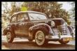 LOGO - Opel Olympia samochód na wesele