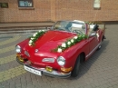 Zdjęcie 1 - VW KARMANN GHIA auto do ślubu - Zielonka
