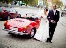 Zdjęcie 3 - VW KARMANN GHIA auto do ślubu - Zielonka
