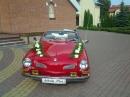 Zdjęcie 9 - VW KARMANN GHIA auto do ślubu - Zielonka